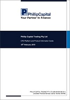 PhillipTrading Information Guide CFDs