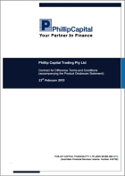 PhillipTrading Terms Conditions CFDs