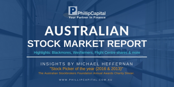 australian capital market A capital market is a financial market in which long-term debt (over a year) or equity-backed securities are bought and sold.