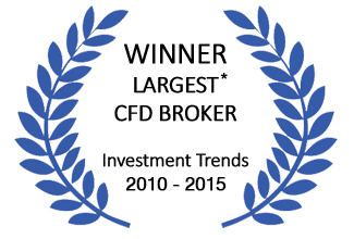 Winner: Largest CFD Broker 2015